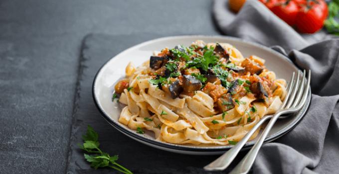 Pastas in Italian Food
